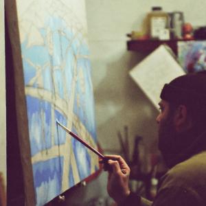 მხატვრები